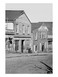 Auction and Negro Sales, Whitehall Street Premium Giclee Print