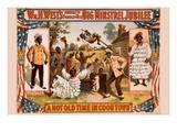 Big Minstrel Jubilee Art