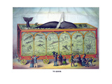 The Aquarium Prints by  Gibson &amp; Co