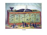 The Aquarium Premium Giclee Print by  Gibson & Co
