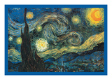 Starry Night Posters by Vincent van Gogh