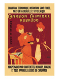 Charbon Chimique Rubaudo Prints by Leonetto Cappiello