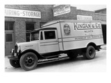 Kingan's Meat Truck No.1 Posters