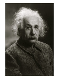 Albert Einstein Art by Oren Jack Turner