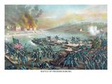 Battle of Fredericksburg, Virginia Affischer