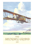 The Sikorsky Grand, 1913 Prints by Charles H. Hubbell