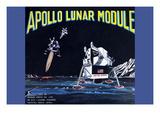 Apollo Lunar Module Posters