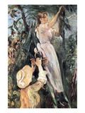 The Cherry Tree Prints by Berthe Morisot