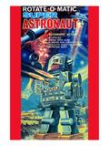 Rotate-O-Matic Super Astronaut Prints
