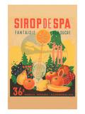 Sirop De Spa Art