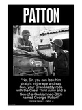 Patton Posters by Wilbur Pierce
