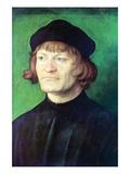 Portrait of a Clergyman Prints by Albrecht Dürer