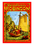 Swiss Family Robinson Posters