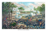 Battle of Cold Harbor Art