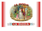 "La Boda ""The Wedding"" Posters"