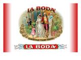 "La Boda ""The Wedding"" Premium Giclee Print"