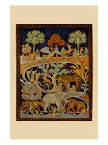 Animal Tapestry Posters af  Needlecraft Magazine