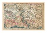 Battle of Antietam or Sharpsburg No.2 Premium Giclee Print
