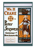 Peter Stuyvesant Dutch Governor of New York Posters