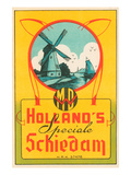 Holland's Speciale Schiedam Prints