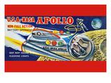 U.S.A. - NASA Apollo Prints