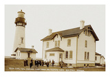 Cape Foulweather Lighthouse Posters