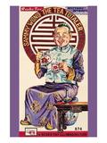 Sammy Wong the Tea Totaler Prints