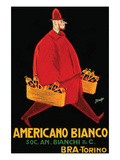 Americano Bianco Prints by  Mauzan