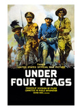 Under Four Flags Posters