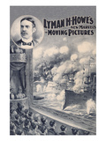 Motion Picture of Sea Battles Prints