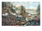Battle of Chattanooga Affischer