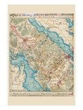 Williamsburg or Peninsular Campaign Prints