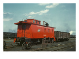 Red Caboose Prints