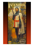 Ivanhoe Poster by  Jordison & Co