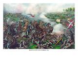 Battle of Five Forks, Virginia Prints
