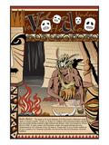 Voodoo Prints by Wilbur Pierce