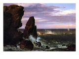 Coastal Scene Prints by Frederic Edwin Church