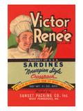 Victor Renee Sardines Prints