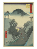 Okabe Posters par Ando Hiroshige