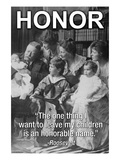 Honor Prints by Wilbur Pierce
