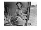 Migrant Agricultural Worker's Family Posters by Dorothea Lange