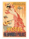 Hotel Alhambra - Palace Kunstdrucke