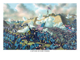 Storming of Ft. Fisher, North Carolina Prints
