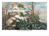 Battle of Lookout Mountain Prints
