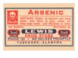 Arsenic Prints