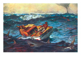Storm Prints by Winslow Homer