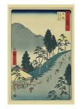 Nissaka Art by Ando Hiroshige