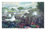 2nd Manassas - Bull Run - Virginia Print