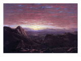Morning Prints by Frederic Edwin Church