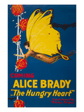 The Hungry Heart Posters by  Chealsea Lithograph Co